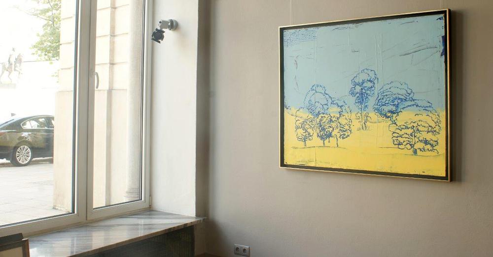 Jacek Łydżba : Landscape No 2