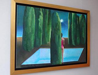 Katarzyna Karpowicz : Paradise : Oil on Canvas