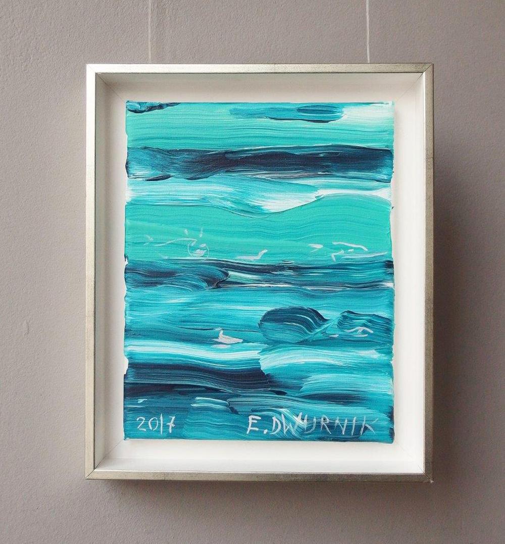 Edward Dwurnik : Sea No 1
