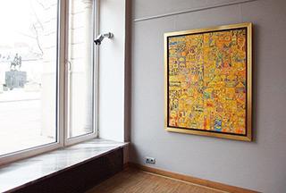 Krzysztof Pająk : Proverbs : Oil on Canvas