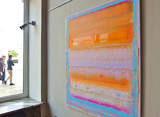Sebastian Skoczylas : Constellation III : Oil on Canvas