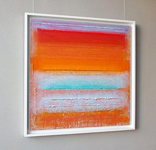 Sebastian Skoczylas : Emotional ton II : Oil on Canvas