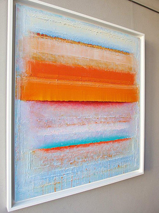 Sebastian Skoczylas : Mediterranean III : Oil on Canvas