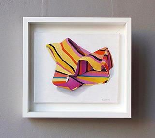 Katarzyna Castellini : Swimming trunks : Oil on Canvas