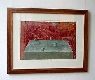 Łukasz Huculak : Still Life : Oil on Canvas