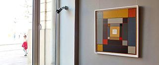 Łukasz Majcherowicz : Attic : Acrylic on Canvas