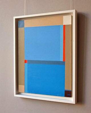 Łukasz Majcherowicz : Cruise : Oil on Canvas