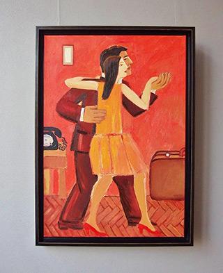 Krzysztof Kokoryn : Suitcase : Oil on Canvas