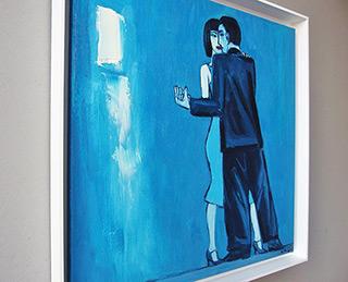 Krzysztof Kokoryn : Tango at dawn : Oil on Canvas