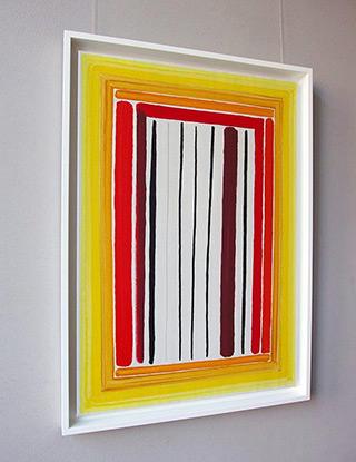 Łukasz Majcherowicz : No exits : Oil on Canvas