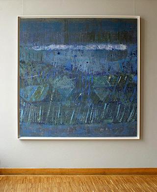 Martyna Merkel : Landscape : Oil on Canvas