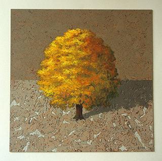 Dariusz Mlącki - Summer Tree