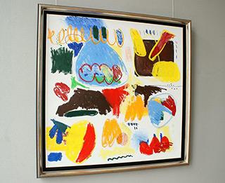 Kalina Horoń : Funky 2 : Acrylic on canvas