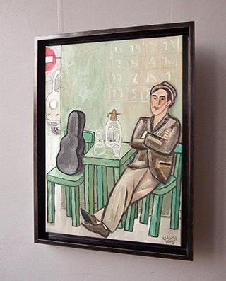 Krzysztof Kokoryn : Dolce vita : Oil on Canvas