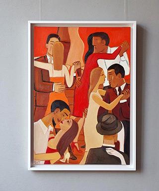 Krzysztof Kokoryn : Mumuki : Oil on Canvas