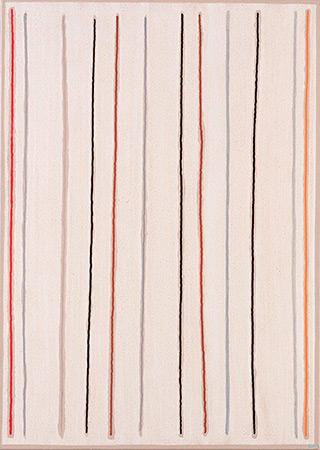 Łukasz Majcherowicz : Winter Forest : Acryl oil-resin technique on canvas