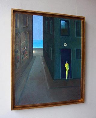 Katarzyna Karpowicz : 2 a.m. Already : Oil on Canvas