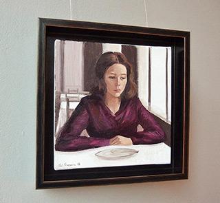 Katarzyna Karpowicz : Meeting : Oil on Canvas
