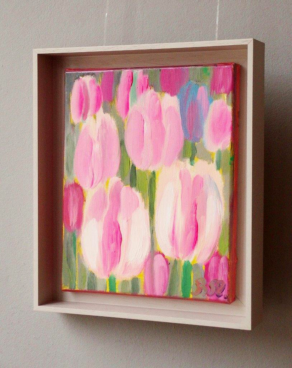 Beata Murawska : Pearly tulips