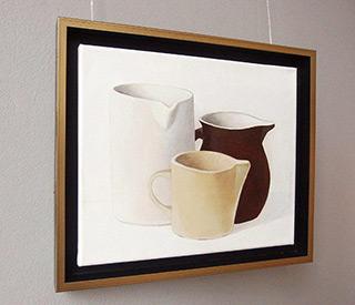 Katarzyna Castellini : Still life : Oil on Canvas