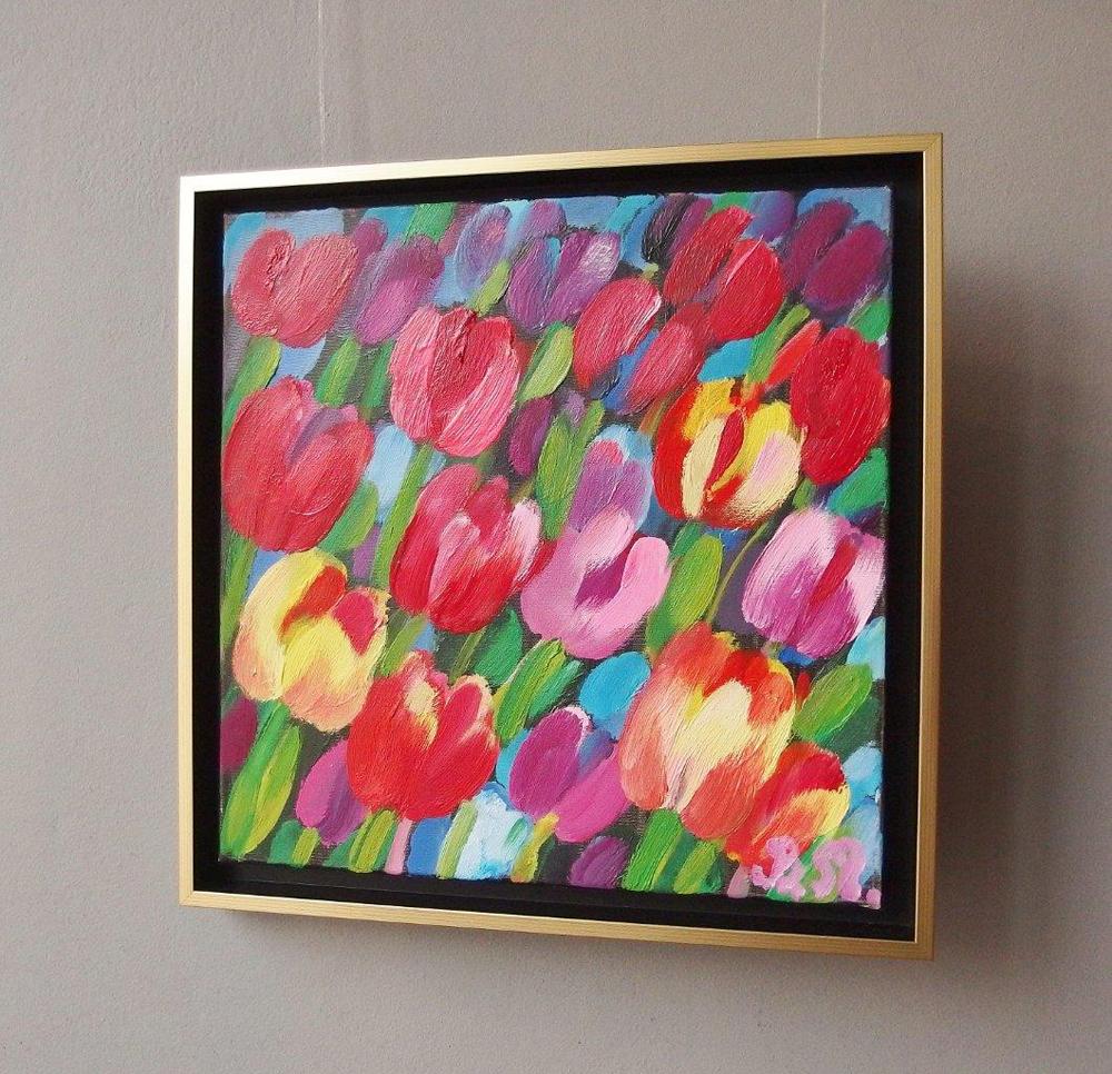 Beata Murawska : Tulips from the middle of summer
