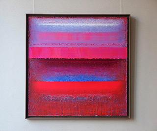 Sebastian Skoczylas : Several sunsets : Oil on Canvas