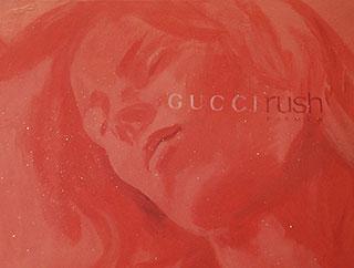 Agnieszka Brzeżańska : Gucci-Rush : Oil on Canvas