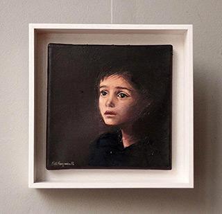 Katarzyna Karpowicz : Magic of Cinema : Oil on Canvas