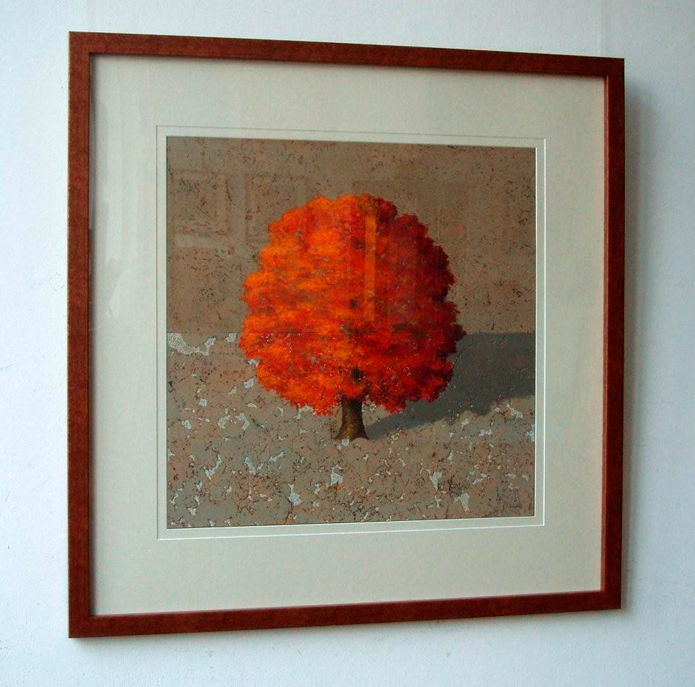 Dariusz Mlącki : Tree Red