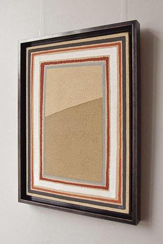 Łukasz Majcherowicz : Dune : Oil on Canvas