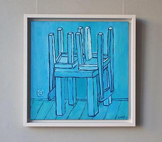 Krzysztof Kokoryn : Amanacer : Oil on Canvas
