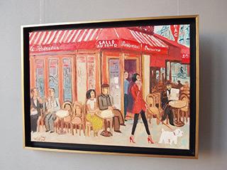 Krzysztof Kokoryn : Le reinitas : Oil on Canvas