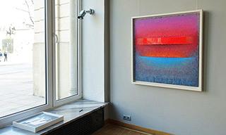 Sebastian Skoczylas : Half space : Oil on Canvas