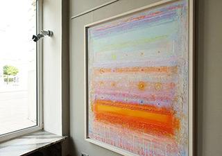 Sebastian Skoczylas : Constellation V : Oil on Canvas