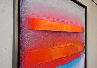 Sebastian Skoczylas : Deep blue : Oil on Canvas
