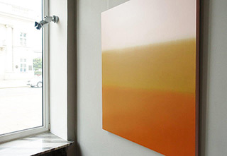 Anna Podlewska : Comfort zones : Oil on Canvas