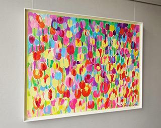 Beata Murawska : Crazy morning : Oil on Canvas