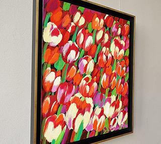 Beata Murawska : Italian wine : Oil on Canvas