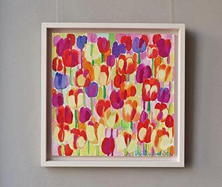 Beata Murawska : Summer in Portofino : Oil on Canvas