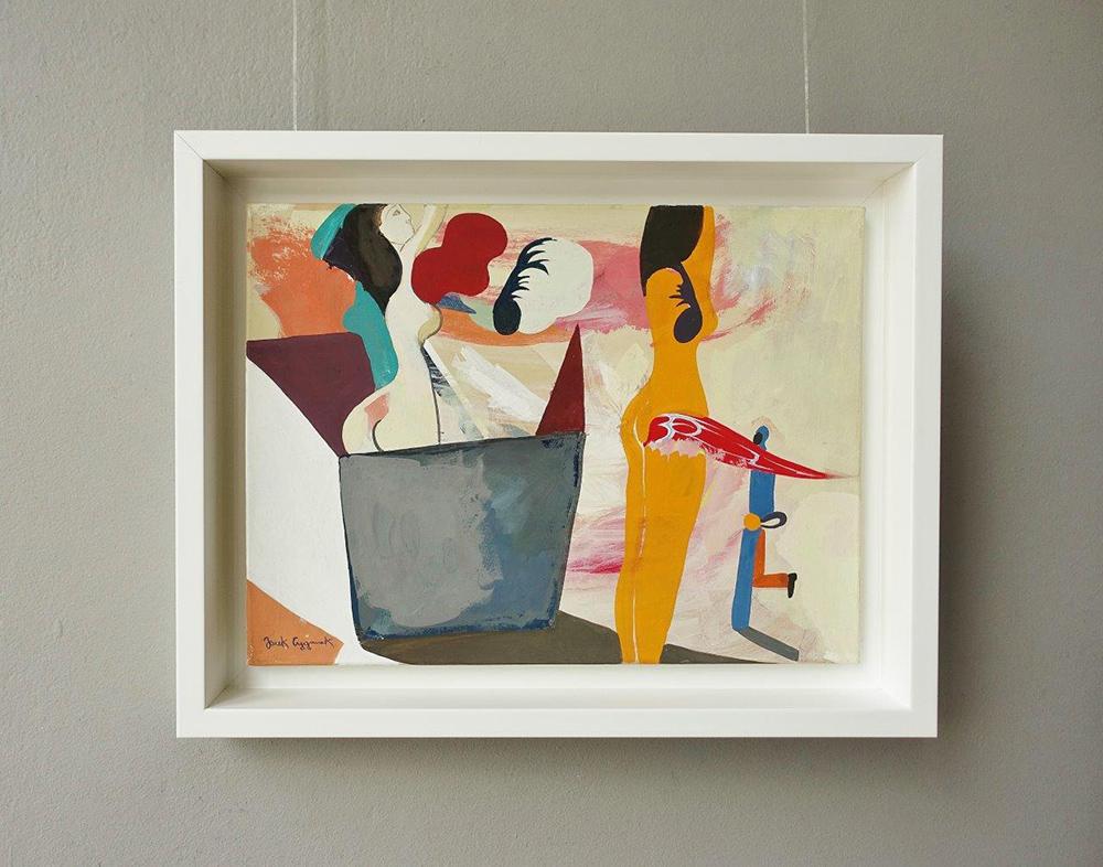 Jacek Cyganek : Women on the beach