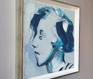 Katarzyna Swinarska : Kobro No 8 : Oil on Canvas