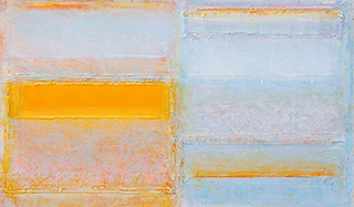 Sebastian Skoczylas : 9 a.m. : Oil on Canvas