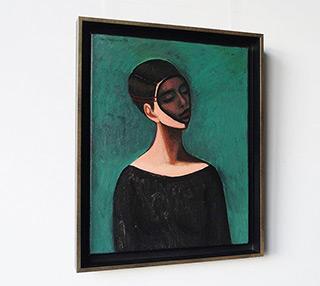 Katarzyna Karpowicz : Sjesta : Oil on Canvas