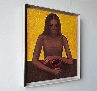 Katarzyna Karpowicz : Souvenir from the family home : Oil on Canvas