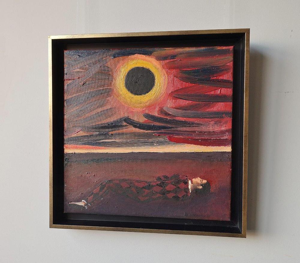 Katarzyna Karpowicz - Under the solar eclipse