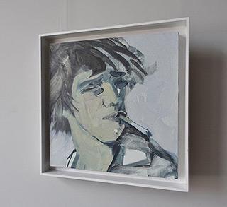 Katarzyna Swinarska - Boy with a cigarette