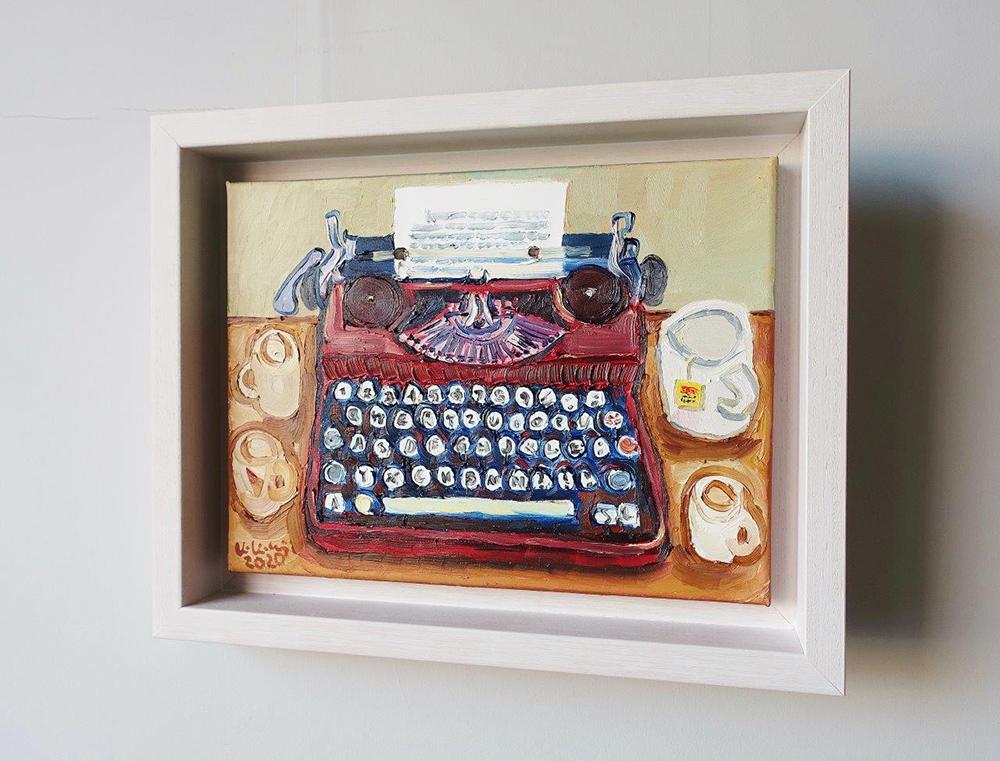 Krzysztof Kokoryn : Old typewriter