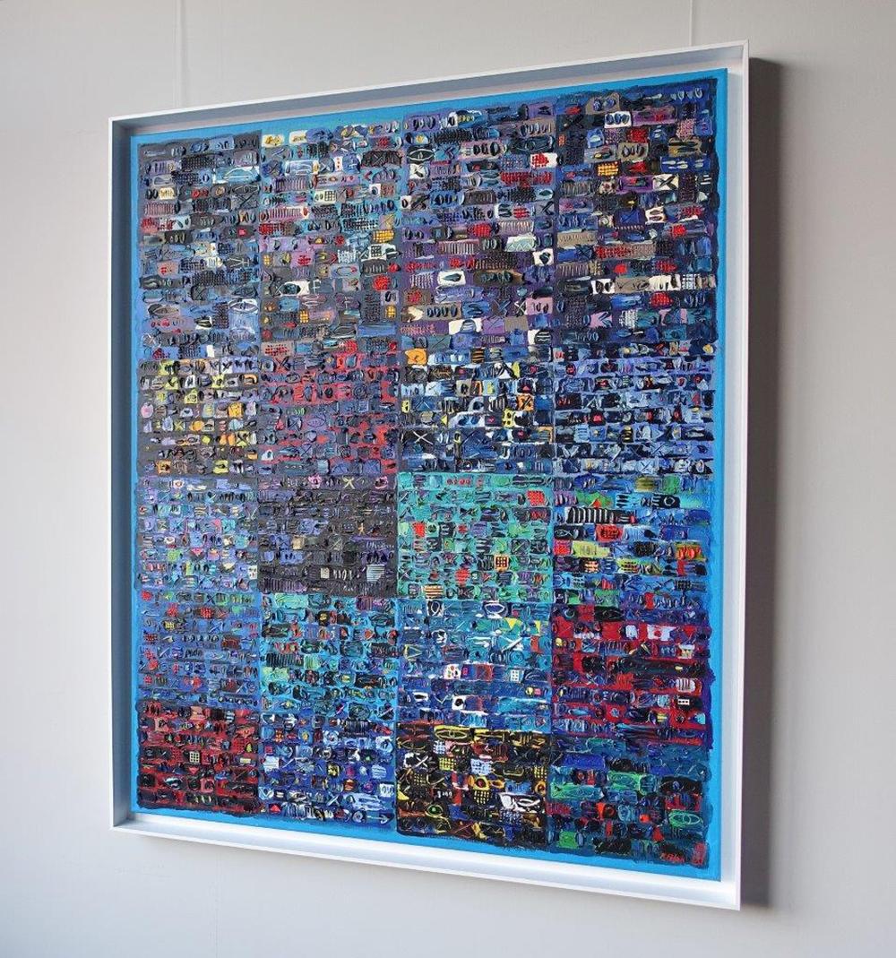 Krzysztof Pająk : Blue codes