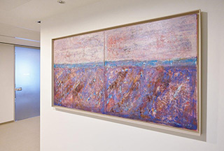 Martyna Merkel : Abandoned Places Near Me : Acrylic on canvas
