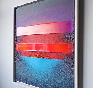 Sebastian Skoczylas : Diffusion : Oil on Canvas